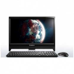 Sistem All in One Lenovo C260, Intel Pentium J2900, 500GB HDD, 4GB DDR3, Intel HD Graphics, HD+ 19.5 inch, FreeDOS