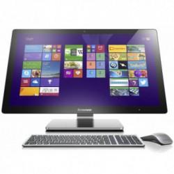 Sistem All in One Lenovo A740, Intel Core i7-5557U, 1TB SSHD, 8GB DDR3, nVidia GeForce GTX 950A 2GB, QHD 27 inch, Windows 10 Home