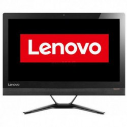 Sistem All in One Lenovo IdeaCentre 300-22ISU, Intel Core i3-6100U, 1TB HDD, 4GB DDR4, Intel HD Graphics 520, Full HD 21.5 inch, FreeDOS