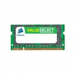 Memorie laptop Corsair DDR3 SODIMM 4096MB 1066MHz ValueSelect