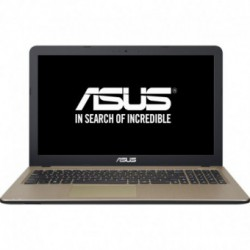 "Laptop ASUS X540LJ-XX001D cu procesor Intel® Core™ i3-4005U, 1.70GHz, Haswell™, 15.6"", 4GB, 500GB, DVD-RW, nVIDIA® GeForce® 920M 2GB, Free DOS, Black"