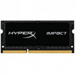 Memorie laptop Kingston DDR3L SODIMM 4GB 1600MHz CL9 HyperX Impact Black