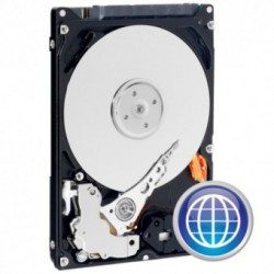 Hard Disk notebook Western Digital Scorpio Blue 2.5 750GB SATA3 8MB