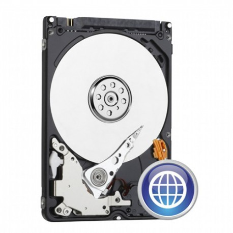 Hard Disk notebook Western Digital Blue 1TB SATA3 8MB