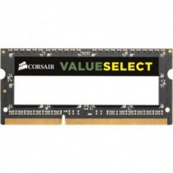 Memorie laptop Corsair DDR3 SODIMM 4096MB 1600MHz CL11 ValueSelect