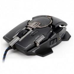 Mouse Zalman ZM-GM4 Knossos (Negru)