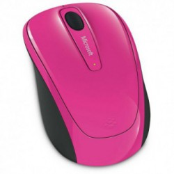 Mouse Microsoft Wireless Mobile 3500 (Magenta Pink)