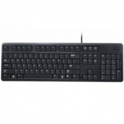 Tastatura Dell KB212-B USB Black
