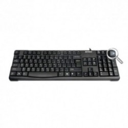 Tastatura A4Tech KR 750 USB Black